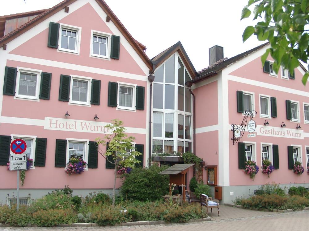 gasthaus hotel wurm 13 photos 13 reviews guest houses ringstr 40 hirschaid bayern. Black Bedroom Furniture Sets. Home Design Ideas