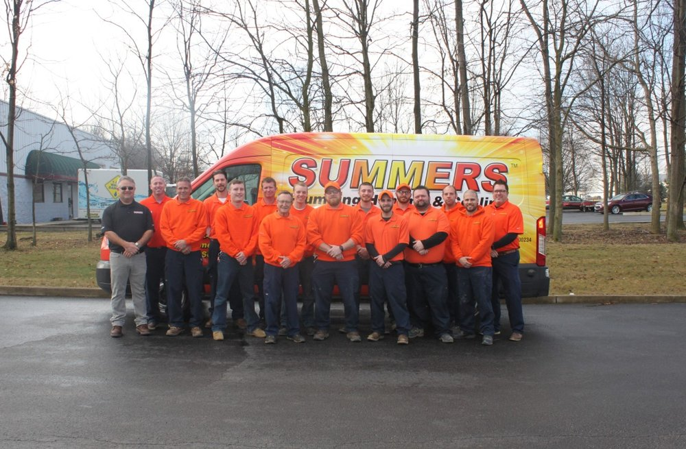 Summers™ Plumbing Heating & Cooling: 121 S Harrison St, Greenfield, IN