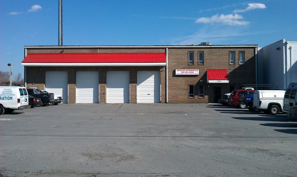 Garage Md Auto Of Boteler Automotive Garages 11333 Maryland Ave