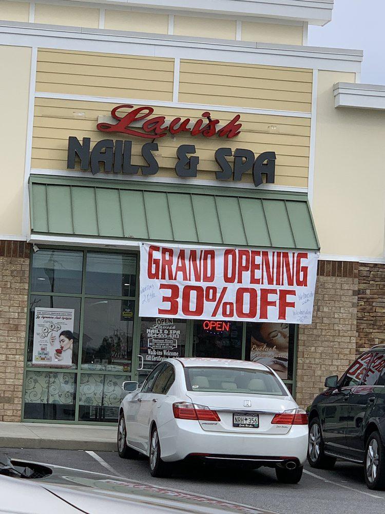Lavish Nails & Spa: 850 E Suber Rd, Greer, SC