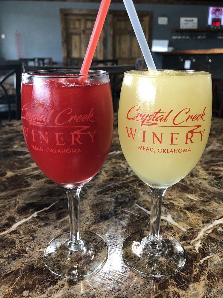 Crystal Creek Winery: 41 Swinney Rd, Mead, OK