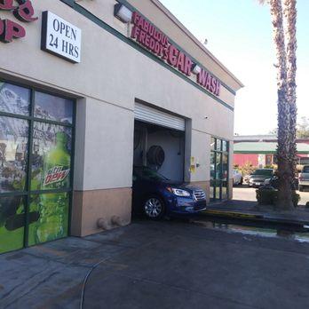 Fabulous Freddy S Car Wash Las Vegas Nv