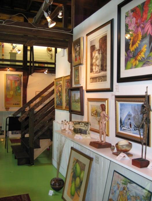 The Art Loft: 4994 W Lake Rd, Mayville, NY