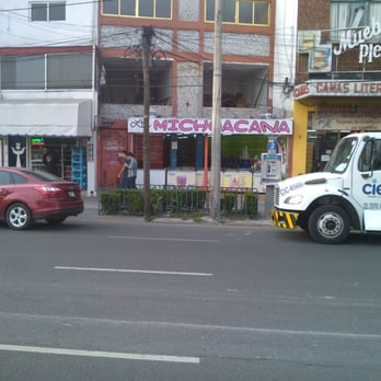 Michoacana Universidad Helados Y Yogurt Helado Av Universidad