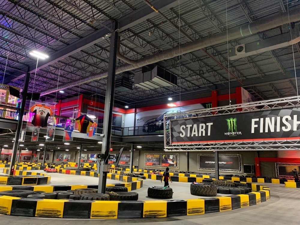 RPM Raceway: 600 West Ave, Stamford, CT