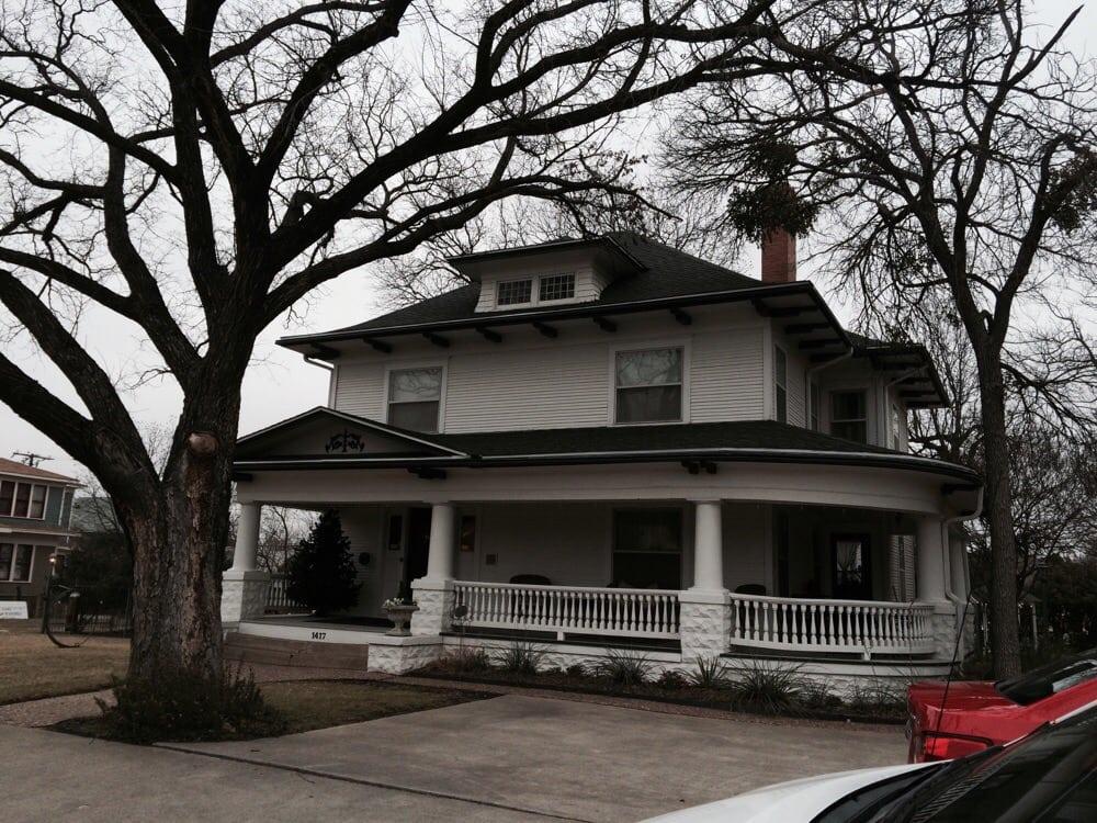 Texas White House Bed And Breakfast Fort Worth Tx