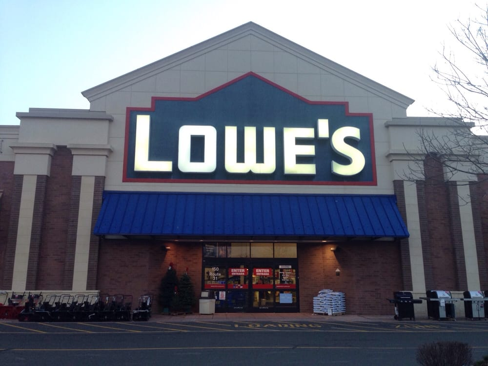 Lowe S 16 Reviews Hardware Stores 150 Rte 31 S