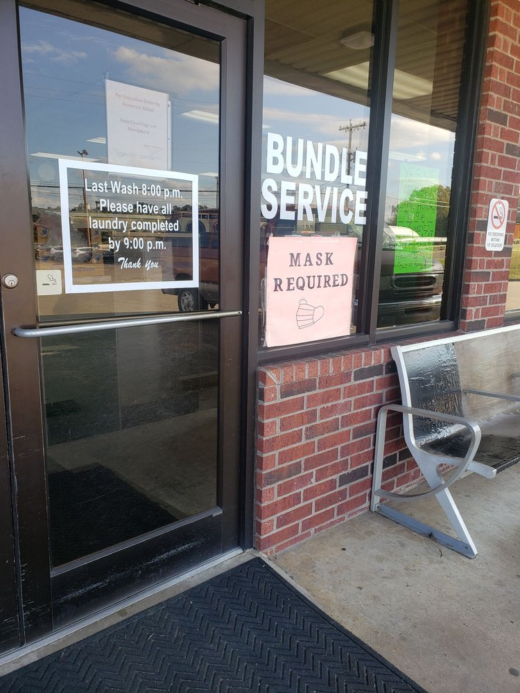 Baskin Laundry: 150 Industrial, Canton, TX