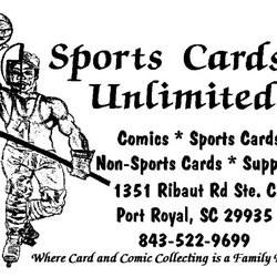 Sports Cards Unlimited Comic Books 1351 Ribaut Rd Port Royal