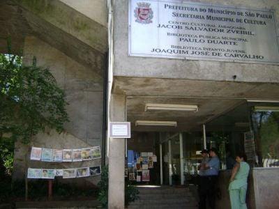 Centro Cultural Jabaquara