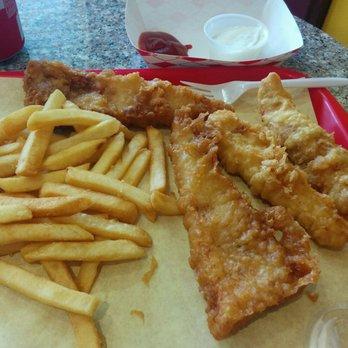 H salt fish chips 60 photos 68 reviews fish for Fish and chips salt lake city