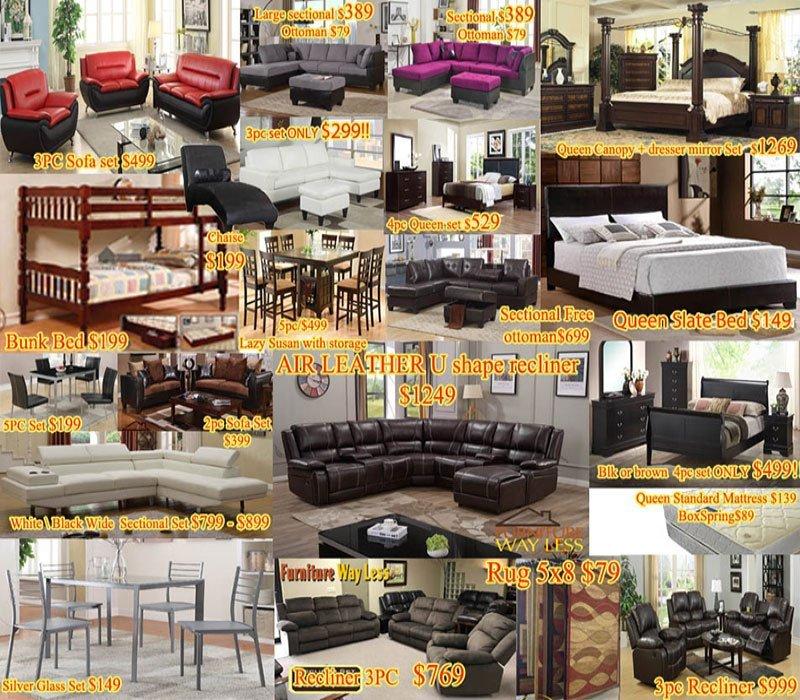 Furniture Way Less Marietta Reviews