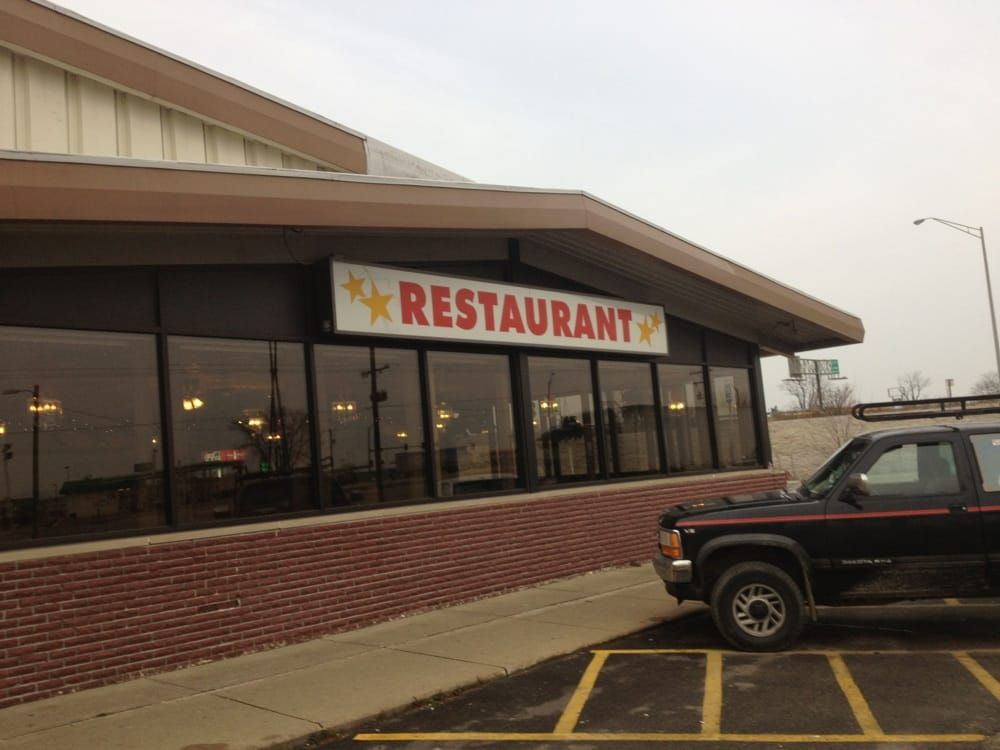 Four Stars Family Restaurant: 1340 May Rd, Peru, IL
