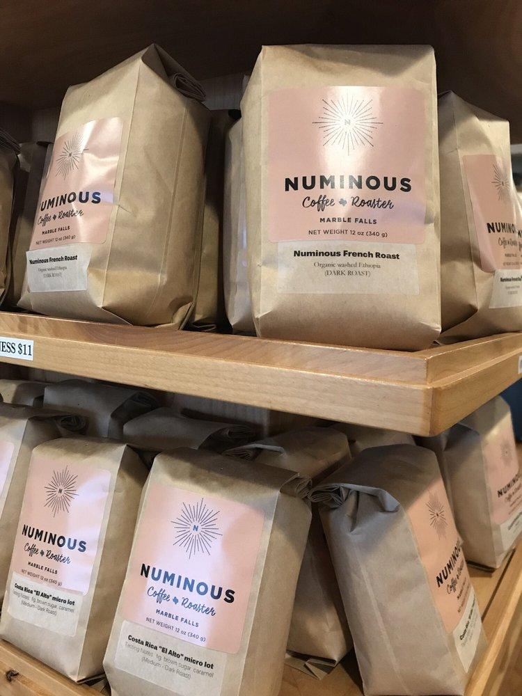 Numinous Coffee Roasters: 715 E Fm 1431, Marble Falls, TX