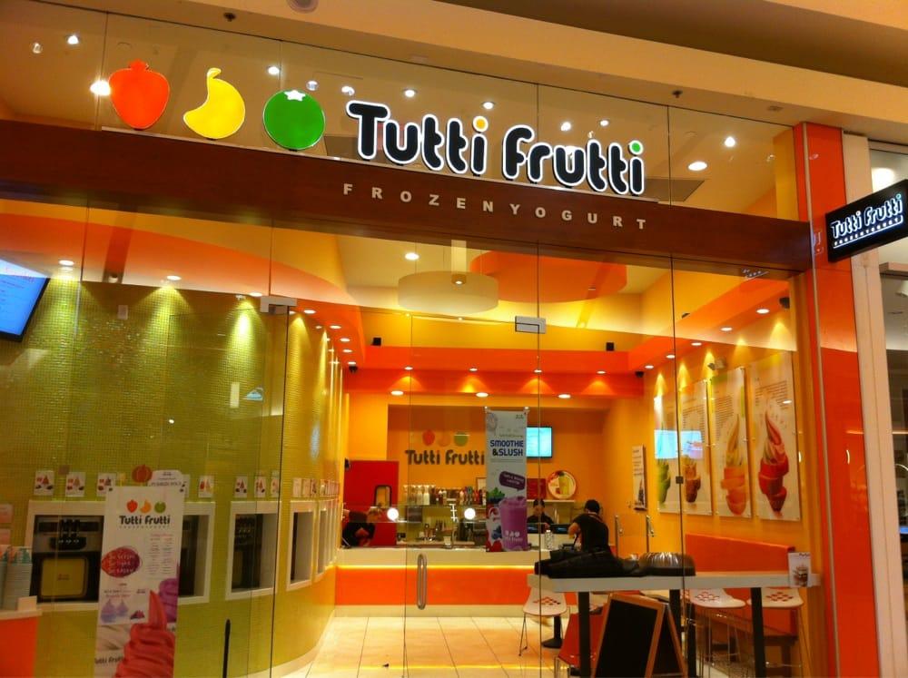 Tutti Frutti Garden State Plaza , Yelp