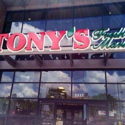 Tony S Finer Foods Chicago