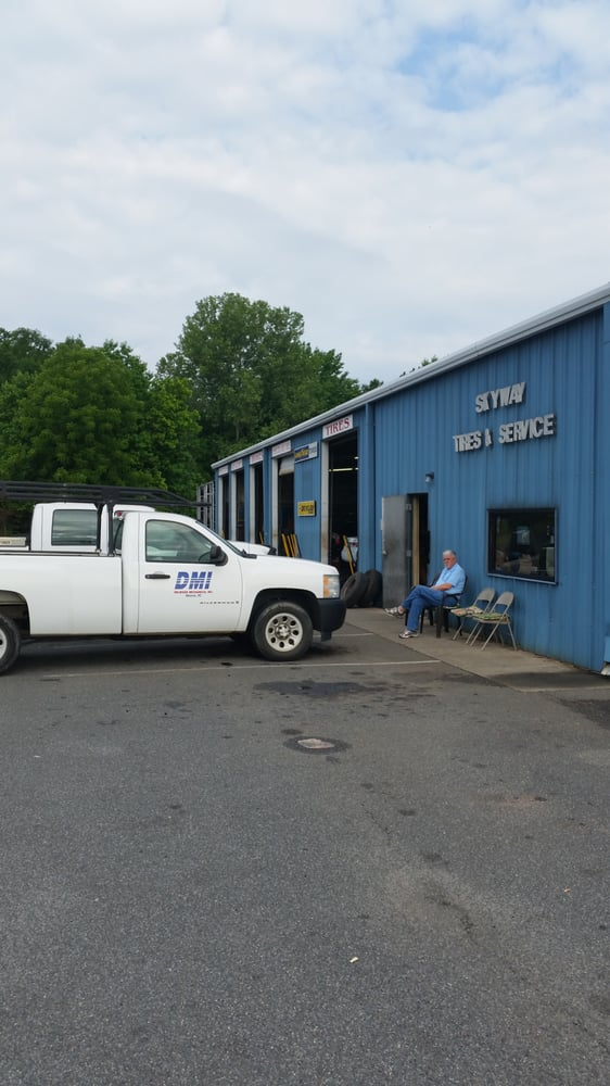 Skyway Tire & Service Center: 1831 Skyway Dr, Monroe, NC