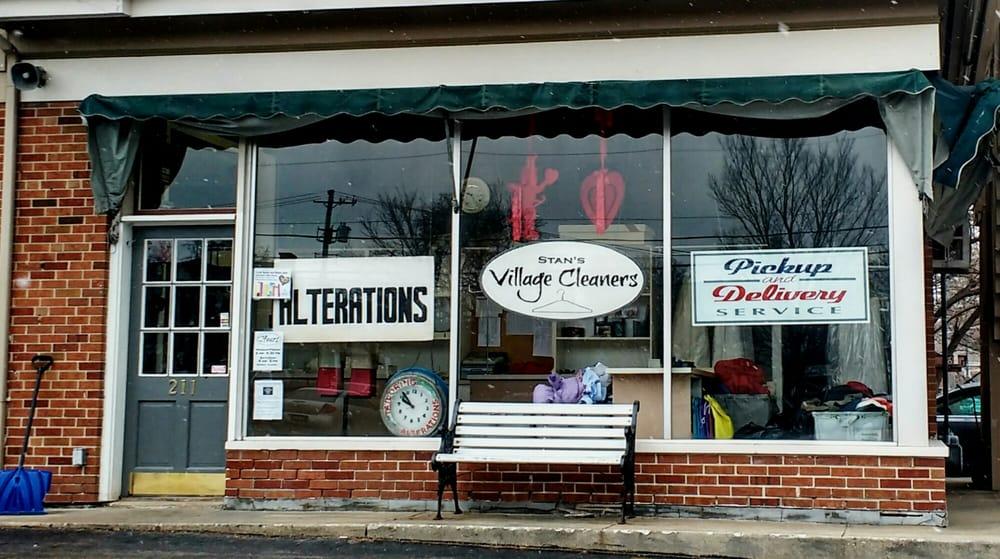 Stan's Village Cleaners: 211 Railroad Ave, Clarendon Hills, IL