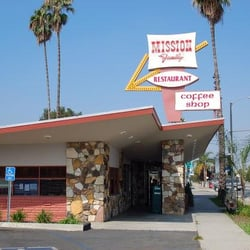 Photo Of Mission Family Restaurant Pomona Ca United States