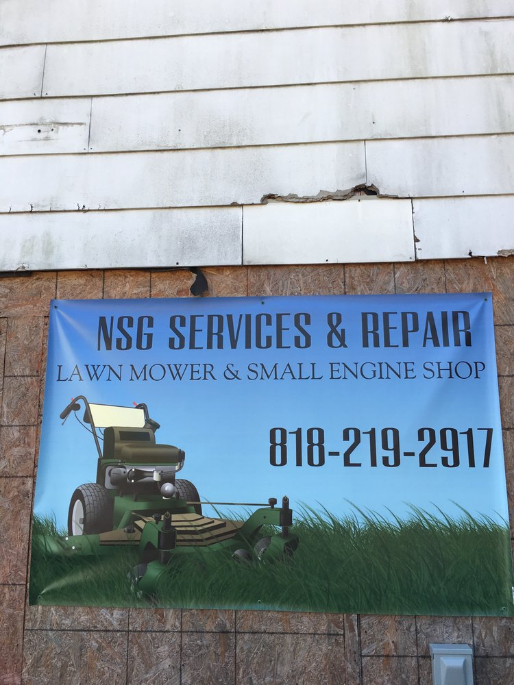 NSG Services & Repair: 8538 Lawyers Rd, Charlotte, NC