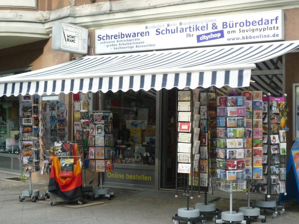 Bbb Bürobedarf Berlin Brandenburg Büroausstattung Carmerstr