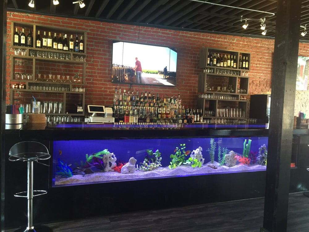 Photo Of A Lure Aquarium Bar Restaurant Ottawa Il United States