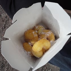 Photo Of Crabby Bill S Duluth Mn United States Mini Donuts