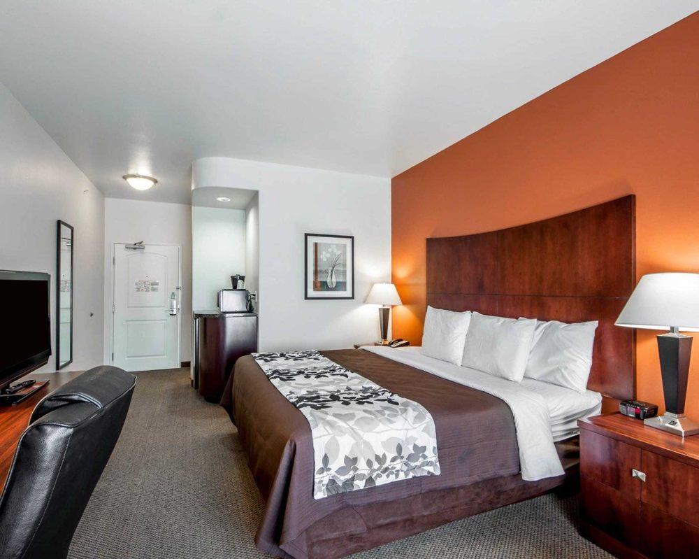 Sleep Inn & Suites Lawton Near Fort Sill: 421 SE Interstate Drive, Lawton, OK