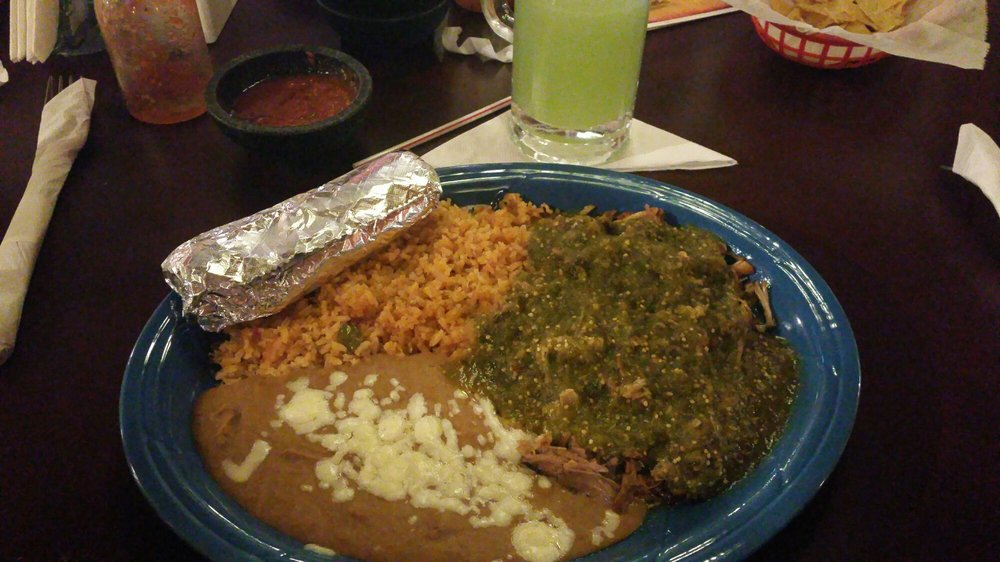 Las Canteras Mexican Grill: 156 E 4th St, Superior, NE