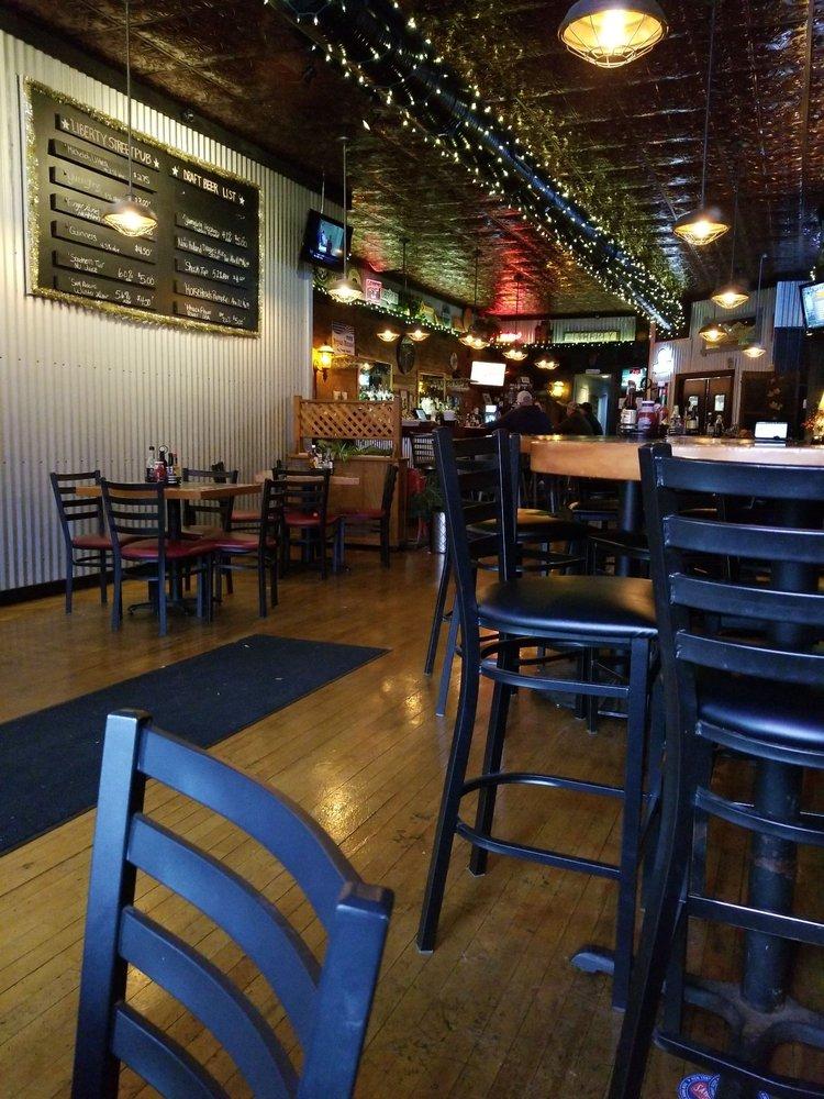 Liberty Street Pub: 7 Liberty St, Bath, NY