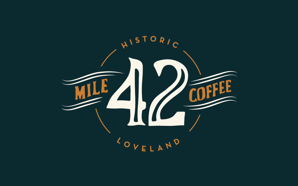 Mile 42 Coffee: 133 Broadway St, Loveland, OH