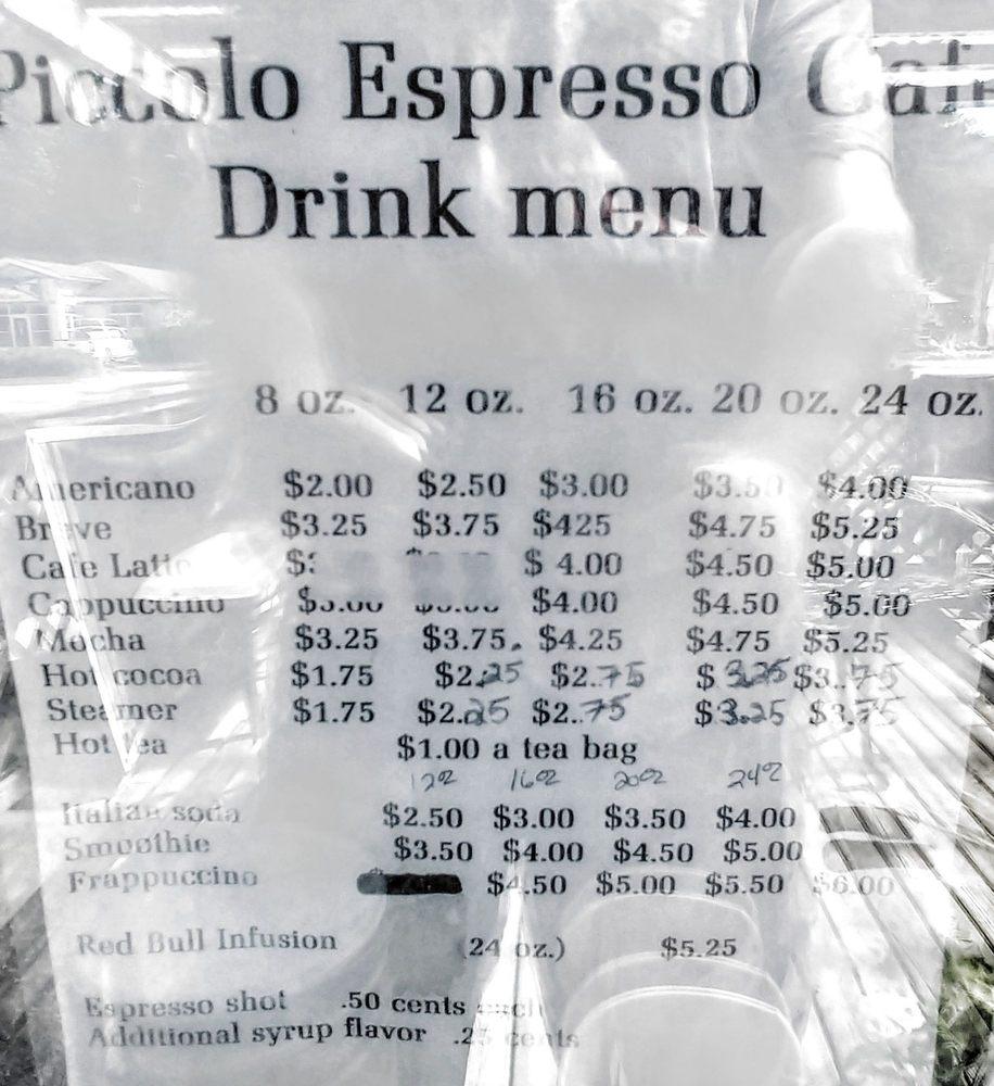 Photo of Piccolo Espresso Cafe: Marblemount, WA