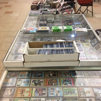 Come To The Mall 205 Monthly Sports Card Show On Saturdays