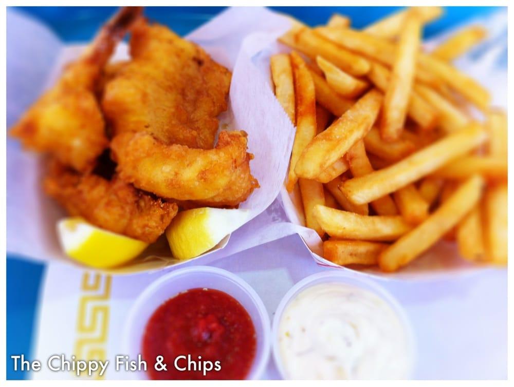 J C S Chippy Restaurant Menu