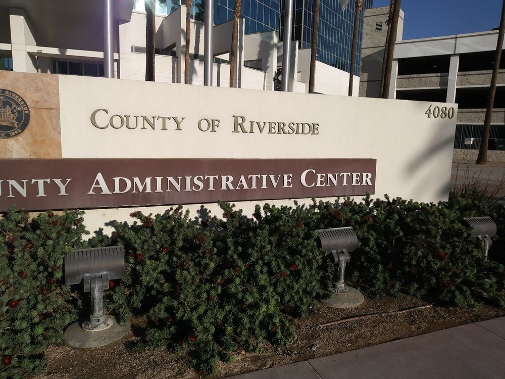 County Of Riverside Assessor County Clerk Recorder Public Services