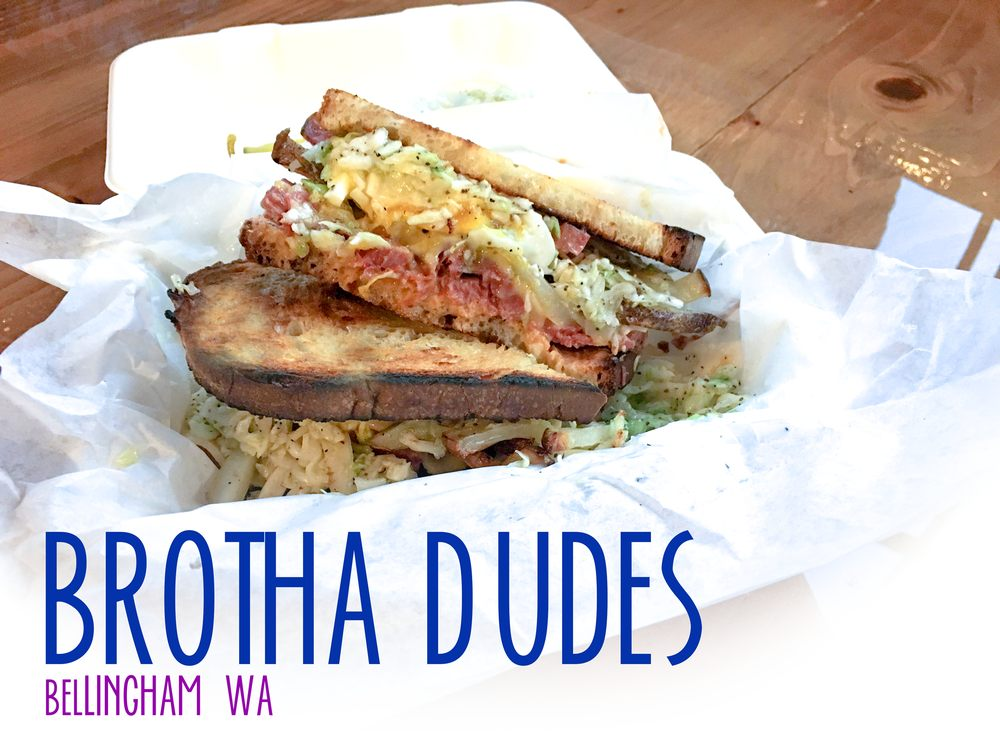 Brotha Dudes Fresh Eats: 202 E Holly St, Bellingham, WA