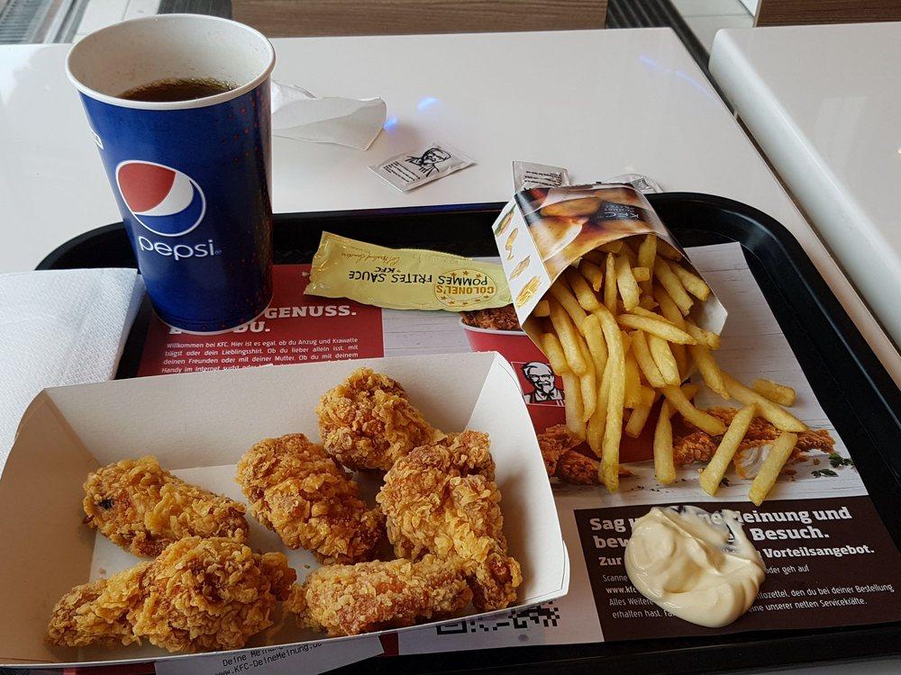 kfc kentucky fried chicken 10 foto fast food eugen. Black Bedroom Furniture Sets. Home Design Ideas