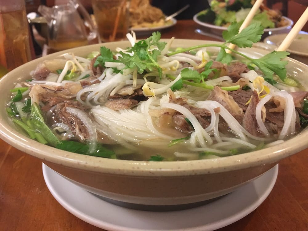 Pho yelp for Asian cuisine and pho