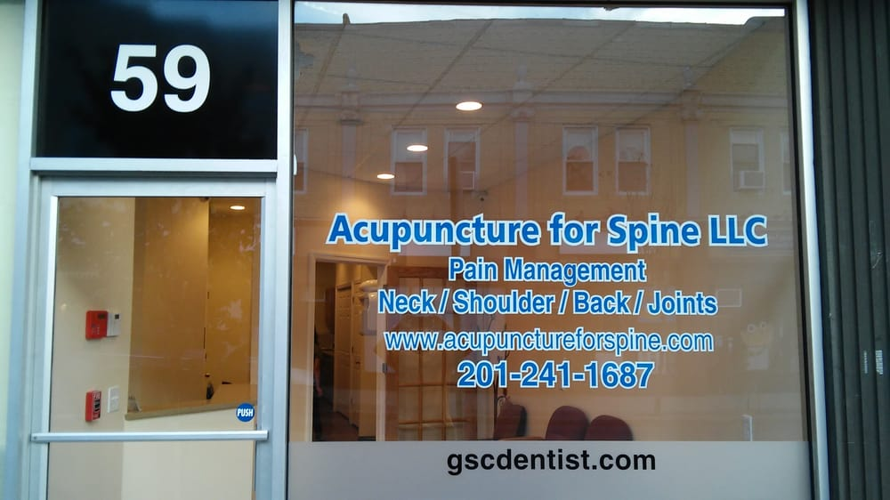Acupuncture For Spine LLC: 59 S Washington Ave, Bergenfield, NJ