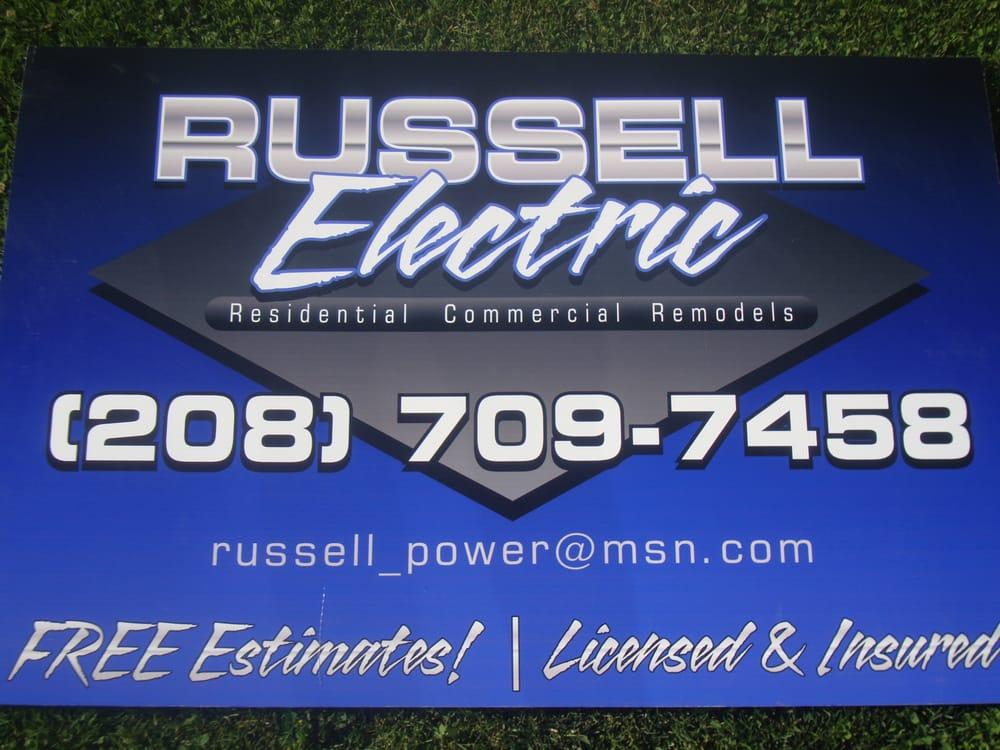 Russell Electric: Idaho Falls, ID