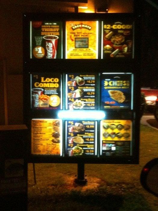 Taco Mayo: 604 E 1st St, Chandler, OK