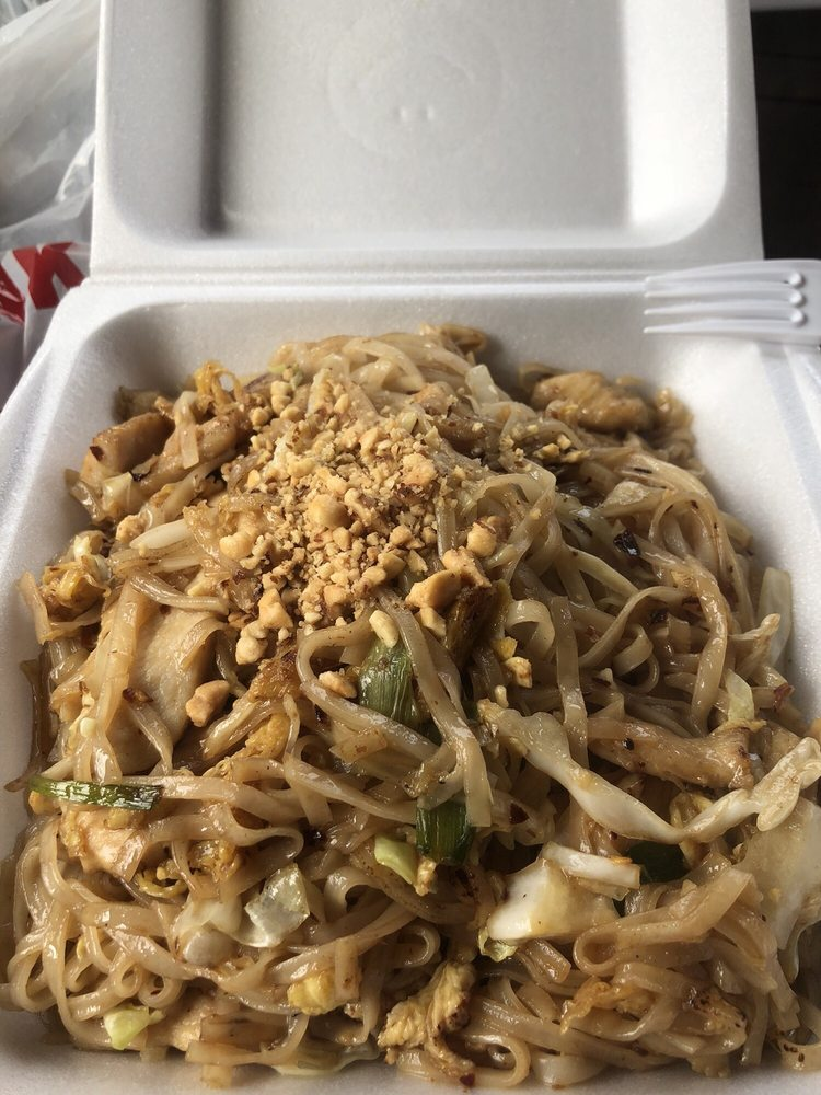 Thai & Chinese Food To Go: 238 George Park Rd, Denali National Park, AK
