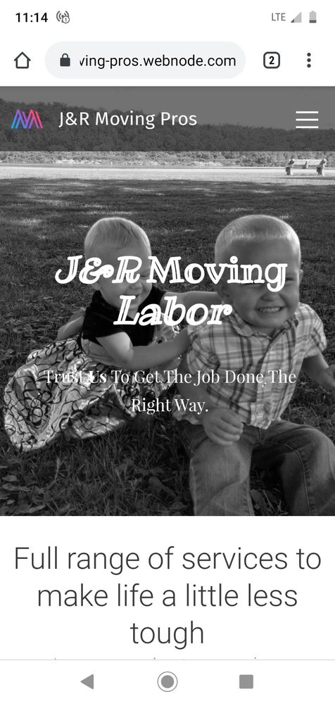 J&R Moving Labor: 2021 Mary Ingles Hwy, Maysville, KY