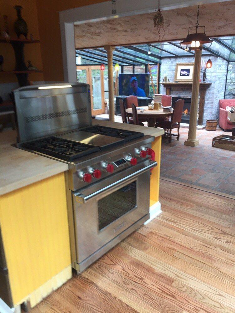 kitchen appliance stores seattle