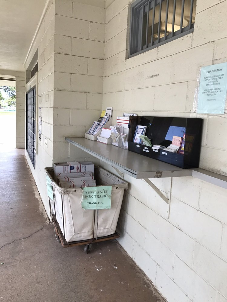 US Post Office: 91-1202 Renton Rd, Ewa Beach, HI