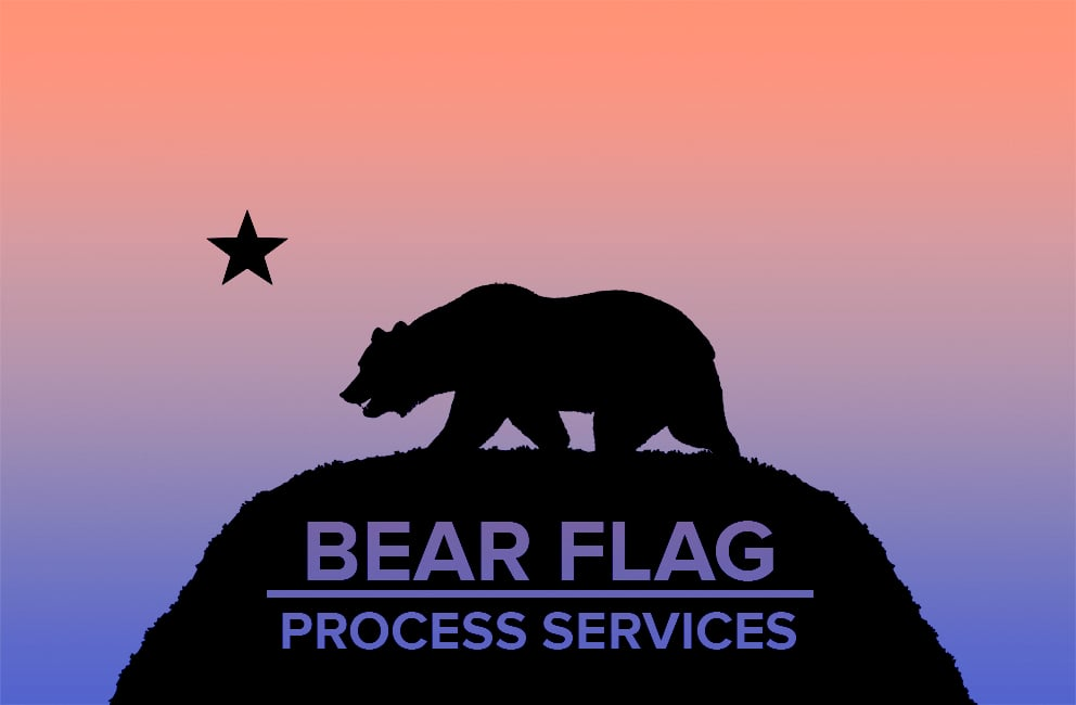 Bear Flag Process Services: San Francisco, CA