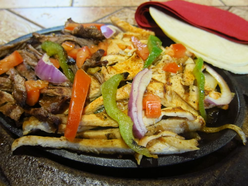 Food from El Paraiso