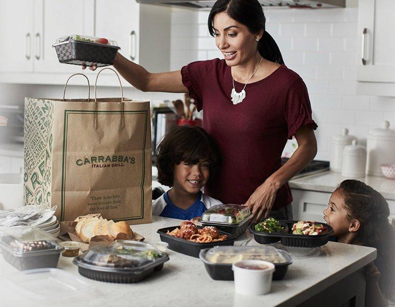 Carrabba's Italian Grill: 8406 Blanding Blvd, Jacksonville, FL
