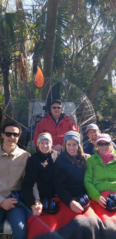 Apalachicola Airboat Adventures: 1 Bay Ave, Apalachicola, FL