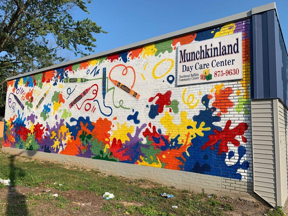 Munchkinland: 894 Tonawanda St, Buffalo, NY